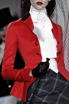 Christian Dior Haute Couture Spring/Summer 2010.