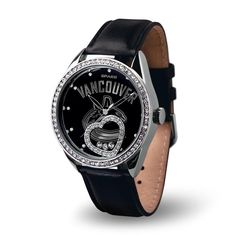 Vancouver Canucks NHL Beat Series Women's Watch