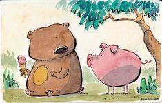bear-pig-ice-cream
