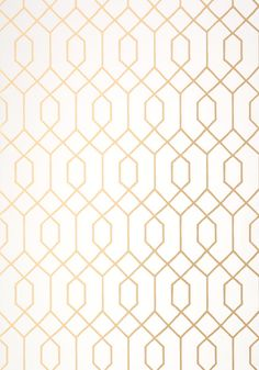 Thibaut- Graphic Resource- La Farge in Metallic Gold shop.wallpaperconnection.com