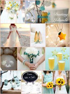 Kingdom Hearts- Destiny Islands Themed Wedding