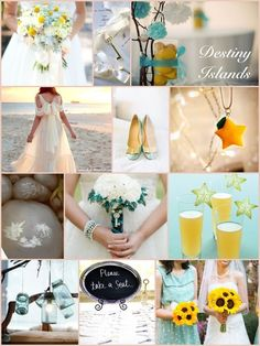 Kingdom Hearts- Destiny Islands Themed Wedding