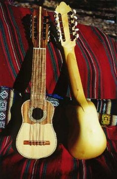 Charango  from the Andes