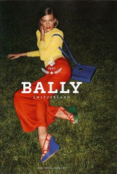 Bally Ad Campaign Spring/Summer 2011