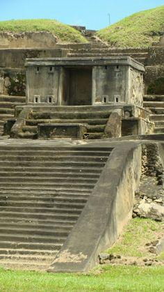 Ruinas de Tazumal - El Salvador