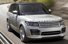 Overfinch Range Rover Vogue