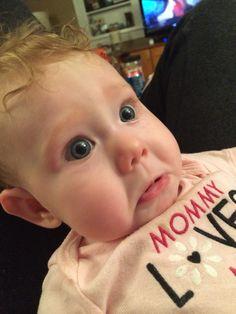 Don't make me cry! Princess Addison Aurora Stewart