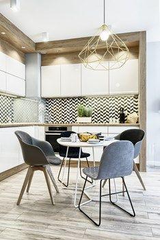 Kuchnia styl Skandynawski - zdjęcie od Partner Design
