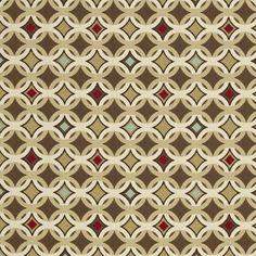 Meadowcraft Maddux Bar Stool Cushion Color: Tango Mink