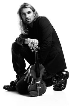 David Garrett....new photo
