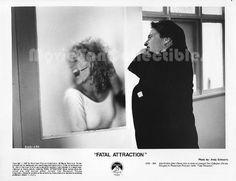 Fatal Attraction Movie Still Photo Michael Douglas, Glenn Close