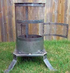 Miller - Welding Projects - Idea Gallery - Fire Pit