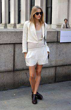 60666dd80d1c Street Style - Day 5 - Spring 2013 New York Fashion Week Nyfw Street Style