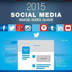 vladimerbotsvadze's photo: 2015 social media image sizes guide. #socialmedia #socialmediamarketing ##digitalmarketing #instagood #instalike #instadaily #instafollow #instacool #follow #followme #followforfollow #picoftheday #tagsforlikes #bestoftheday