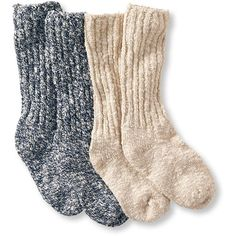 Women's Cotton Ragg Camp Socks,Two-Pack ($20) ❤ liked on Polyvore featuring intimates, hosiery, socks, cotton socks and cotton hosiery