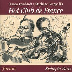 Swing in Paris. Django Reinhardt, Stephane Grapelli, The Quintet of the Hot Club de France, 2001 (1). 8/10