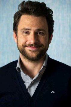 """Actor, producer and screenwriter Charlie Day, a 1998 graduate of Merrimack College, will deliver the keynote address at Merrimack's undergraduate commencement ceremony. """"Charlie Day is a treme. Charlie Kelly, Charlie Day, It's Always Sunny, Celebrity Crush, Oops Celebrity, Men Photography, Gorgeous Men, Beautiful People, Famous Faces"""