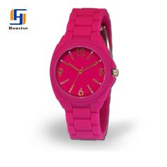 Factory Price Silicon Watch,Silicon Watch For Lady,Wholesale Silicon Watch For Lady,Quartz Silicon Watch