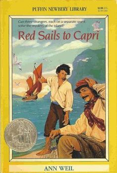 I read this to my children when they were in the 6 - 10 range and they loved the adventures.  We all wanted to go visit the Blue Grottos after this!