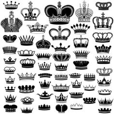 I need to pick one of these crowns for Ryan's name on my arm.