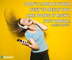 Mit Ageras finden Sie einen passenden Steuerberater oder Buchhalter in Ihrer Nähe. Beschreiben Sie Ihren Fall kurz auf unserer Seite und erhalten Sie bis zu 3 Angebote von passenden Experten. Unverbindlich - Kostenlos - Schnell. Los geht's! #motivation #motivationszitate #zitate #zitat #spruch #sprüche #dance #happiness Anne Lamott, Do It Right, Just Dance, Website, Free Quotes
