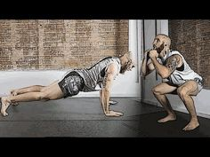 Bodyweight Strength Workout for Muay Thai | Muay Thai Guy