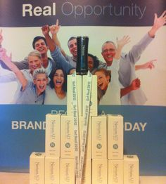So much Nerium! Thank you Nerium Gives Back.