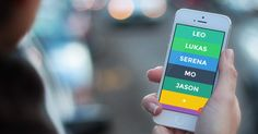 Luca Analytics: Was uns Snapchat, Slingshot und Yo über das nächste große Ding im Netz verraten [Kolumne] Galaxy Phone, Samsung Galaxy, Snapchat, App, Twitter, Mp3 Player, Mesh, Do Your Thing, Apps