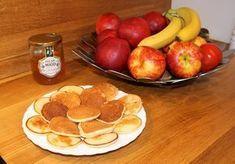 smaczne i zdrowe śniadanie dla dzieci Dinners For Kids, Kids Meals, Baby Food Recipes, Healthy Recipes, Cooking With Kids, Good Food, Food And Drink, Menu, Apple