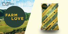 The Dieline Awards 2014: Fresh Food, 2nd Place – Farm Love