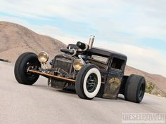 Rat Rod Heaven 1932 Model A Ford Truck  How's it going. Fast shout out to my favorite move company. You should car with us. Premium Exotic Auto Enclosed Transport. We are coast to coast and local. Give us a call. 1-877-eHauler or click LGMSports.com