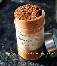 Creme de Chocolate-Avelã, Home made (Sem lactose e sem açúcar) – Manias de uma Dietista