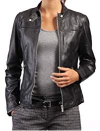 online shopping for Womens Leather Jackets Motorcycle Bomber Biker Black Real Leather Jacket Women from top store. See new offer for Womens Leather Jackets Motorcycle Bomber Biker Black Real Leather Jacket Women Cafe Racer Leather Jacket, Classic Leather Jacket, Womens Black Leather Jacket, Lambskin Leather Jacket, Leather Jackets, Real Leather, Biker Leather, Sheep Leather, Coats For Women