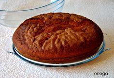 Bizcocho básico para tartas fondant