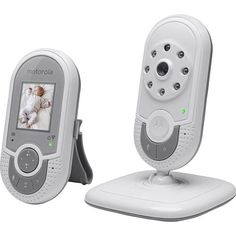Motorola MBP621 Digital Video Baby Monitor