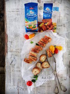 Prosciutto, Fresh Rolls, I Foods, Ethnic Recipes