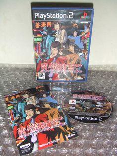 LUPIN III Lupin la morte, Zenigata l amore - PS2 ps3 playstation - ITA - Ottimo