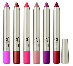 Coming soon! @iliabeauty all-natural lipstick crayons