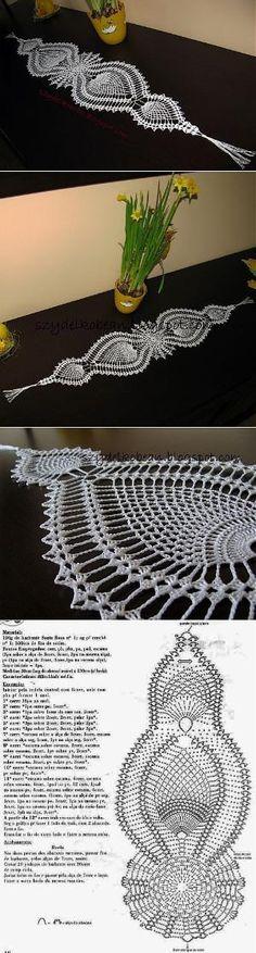 Салфетка крючком. # #Crochet #Belt, # #Pineapple #Crochet, # #Crochet #Doilies, # #Graph, # #Crochet #Tutorials, # #Diy #Stuff, # #3, # #Posts, # #Napkins by haley