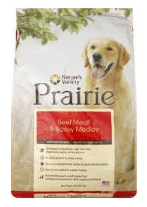 Nature's Variety recalls Prairie Beef Meal & Barley Medley Kibble for Dogs. See more at http://www.petsitusa.com/blog/?p=5264#