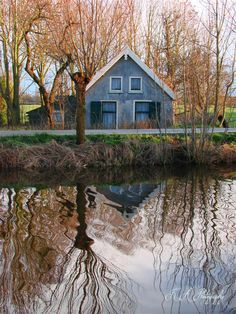 Oudewater, The Netherlands Netherlands, Cabin, House Styles, Photography, Home Decor, The Nederlands, The Netherlands, Photograph, Decoration Home