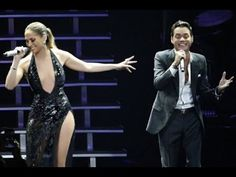 Latin Recording Academy To Honor Jennifer Lopez's Ex Marc Anthony
