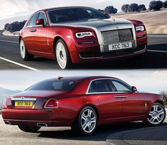 Rolls Royce has got Ghost II and it will launch it on November 7th http://daily.bhaskar.com/news/HW-rolls-royce-ghost-ii-series-to-launch-in-india-4797836-PHO.html
