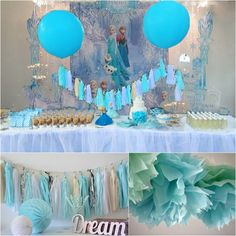 Disney frozen themed party The complete party by TouchOMagic, $145.00