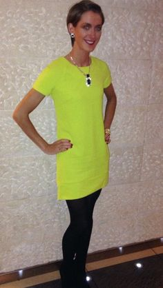 Get our lime green shift in store and online now! 21 Guildhall Street, #Preston city centre!