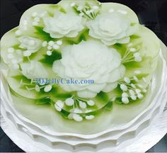 3D Jelly Cake More