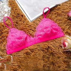 665d999c0b5e2 10 Style 2017 New Women Bras Fashion Girls Bralette Crop Top Cotton Lace  Unlined Triangle Bralette Sexy Underwear Brassiere