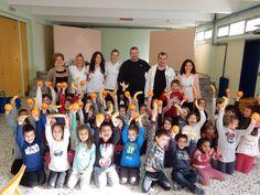 Αθλητικός Προσανατολισμός στο 60ο δημοτικό σχολείο αθηνών