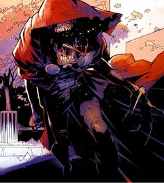 The Hood by Chris Bachalo