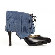 Sharon Fringe jeans blue Molinis